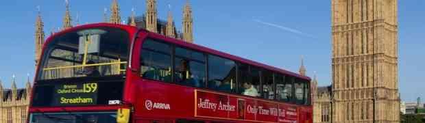Voyage à Londres - 2 au 9 avril
