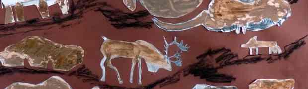 A la manière des hommes préhistoriques au CE2