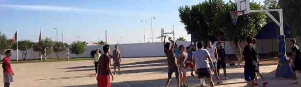 Interclasses Hand / Basket 2016 au LFA