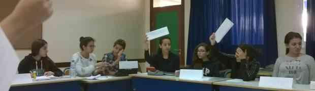Simulation de Comité pour le MUN de PARIS (HDBMUN 2016)
