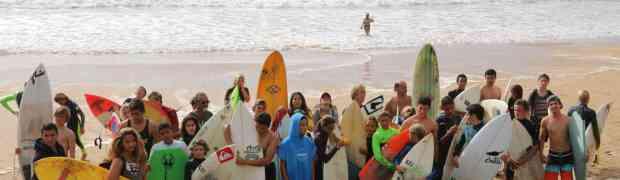 Surf et bodyboard : un championnat national réussi !