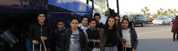 Echange pédagogique avec le groupe scolaire Jacques Majorelle de Marrakech