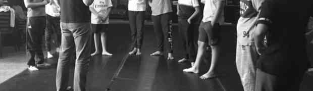 Atelier de danse avec Eric Oberdorff, chorégraphe