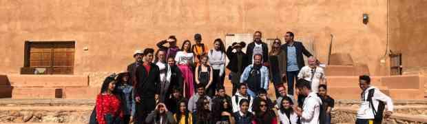 Echange scolaire entre le  LFIA et le lycée Honoré de  Balzac de Tours