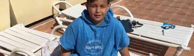 Piscine au LFIA  d'Agadir