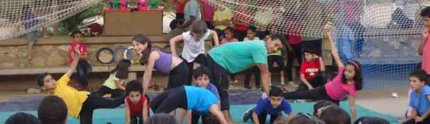 Cirque au LFA le 19 avril