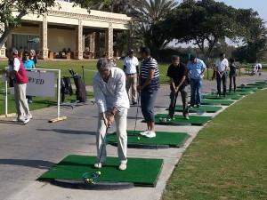 sortie golf 2013