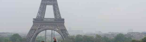 Séjour Paris, saison 2: Jour 1