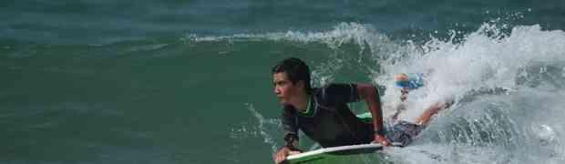 Compétitions nationales de surf UNSSFM