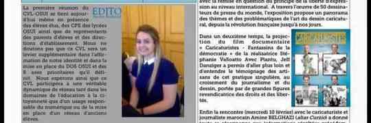 Félicitations à Imane Monsouri 1ES!