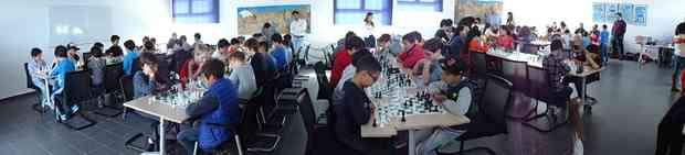 Le 2ème championnat des échecs