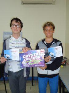 Greusard Cyan et Sudlow James