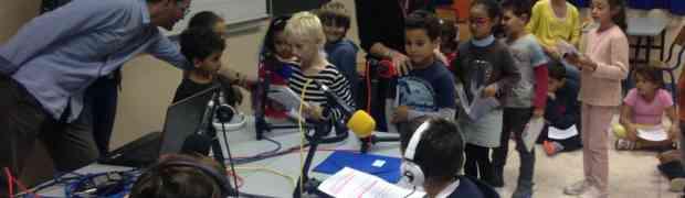 La première émission de Radio LFA