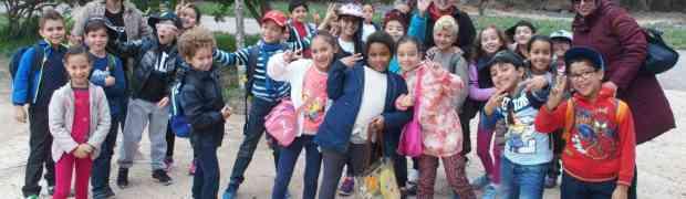 Sortie scolaire : Education à l'environnement en CE1 B
