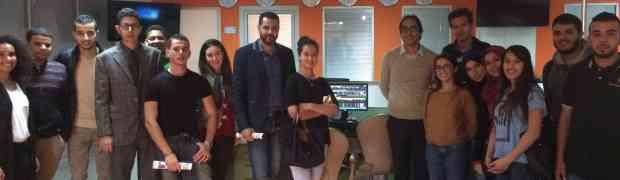 Les élèves de TES visitent l'ENCG d'Agadir