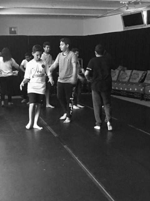 Atelier danse 1