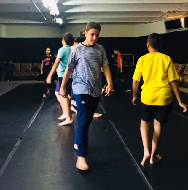 Atelier danse 4