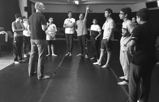 Atelier danse 3