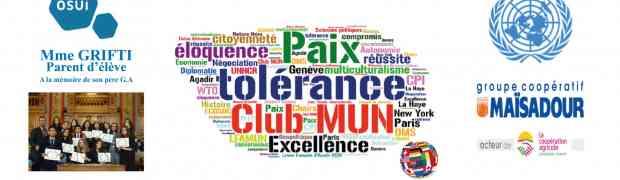 Les MUN , une culture commune autour de valeurs citoyennes qui rassemble toute la communauté éducative du LFA