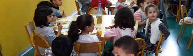 English Breakfast en maternelle
