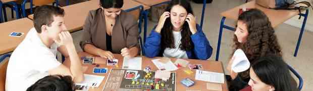 Atelier du jeu « Guerre et Paix, Moyen-Orient » : la première séance